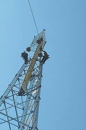 Tower Erection 3